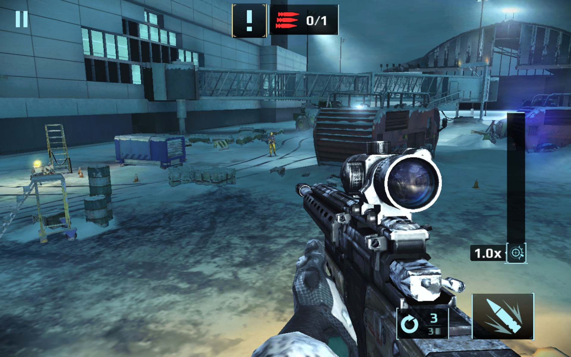 Sniper fury: best shooter game for samsung galaxy tab 3 7. 0 2018.