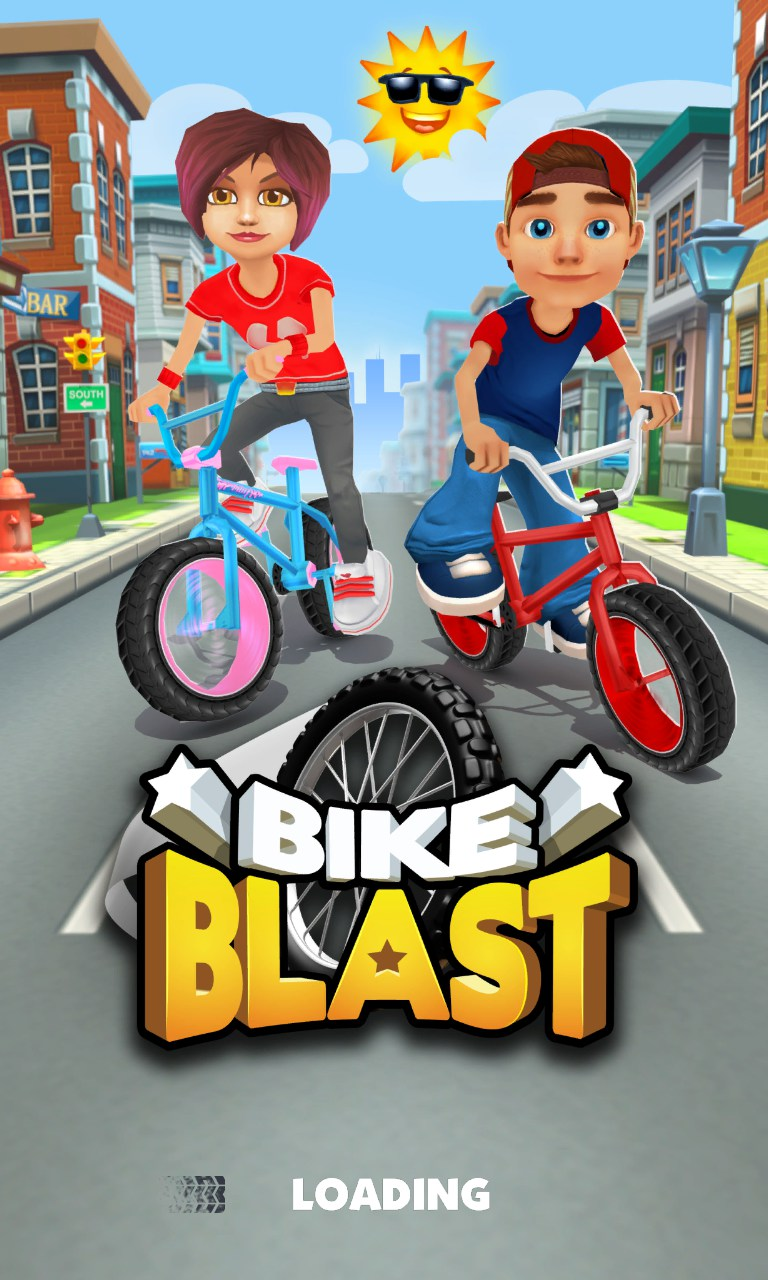bike run games