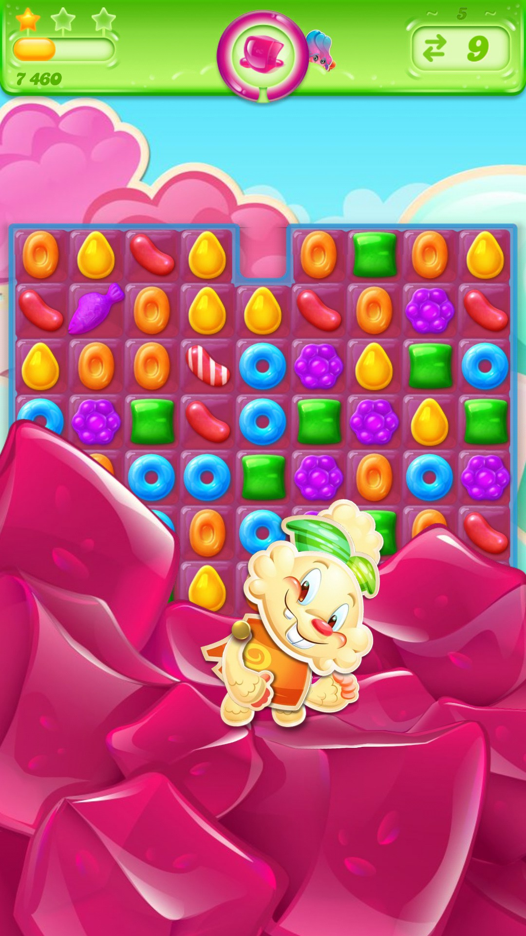 Candy Crush Jelly Saga Juegos Para Android 2018 Descarga Gratis