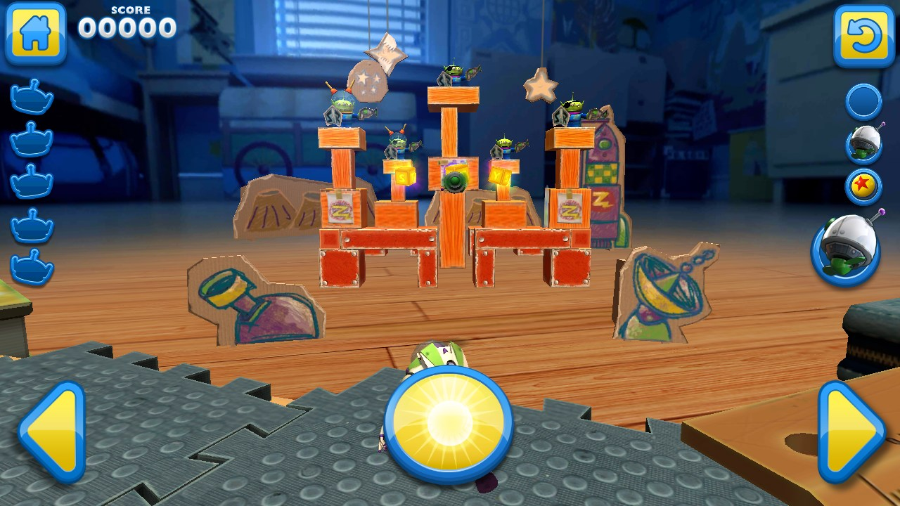 Toy App For Kindle Fire : Toy story smash it for amazon kindle fire hd free