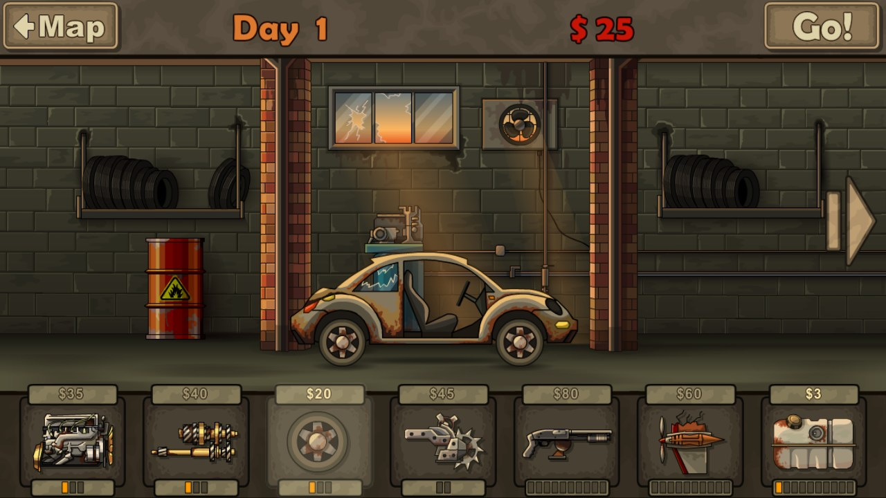 Earn to Die – Games for Android – Free download. Earn to