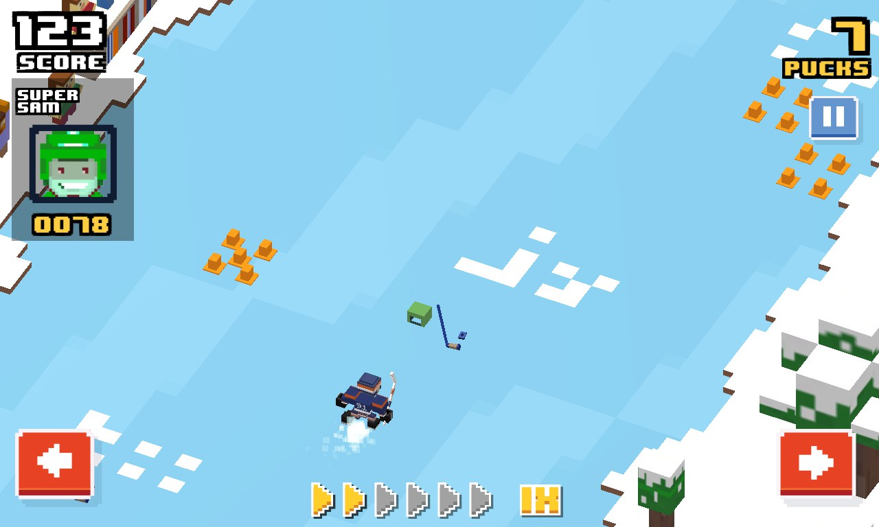 Blocky Hockey for Nokia Lumia 920 – Free download games for Windows