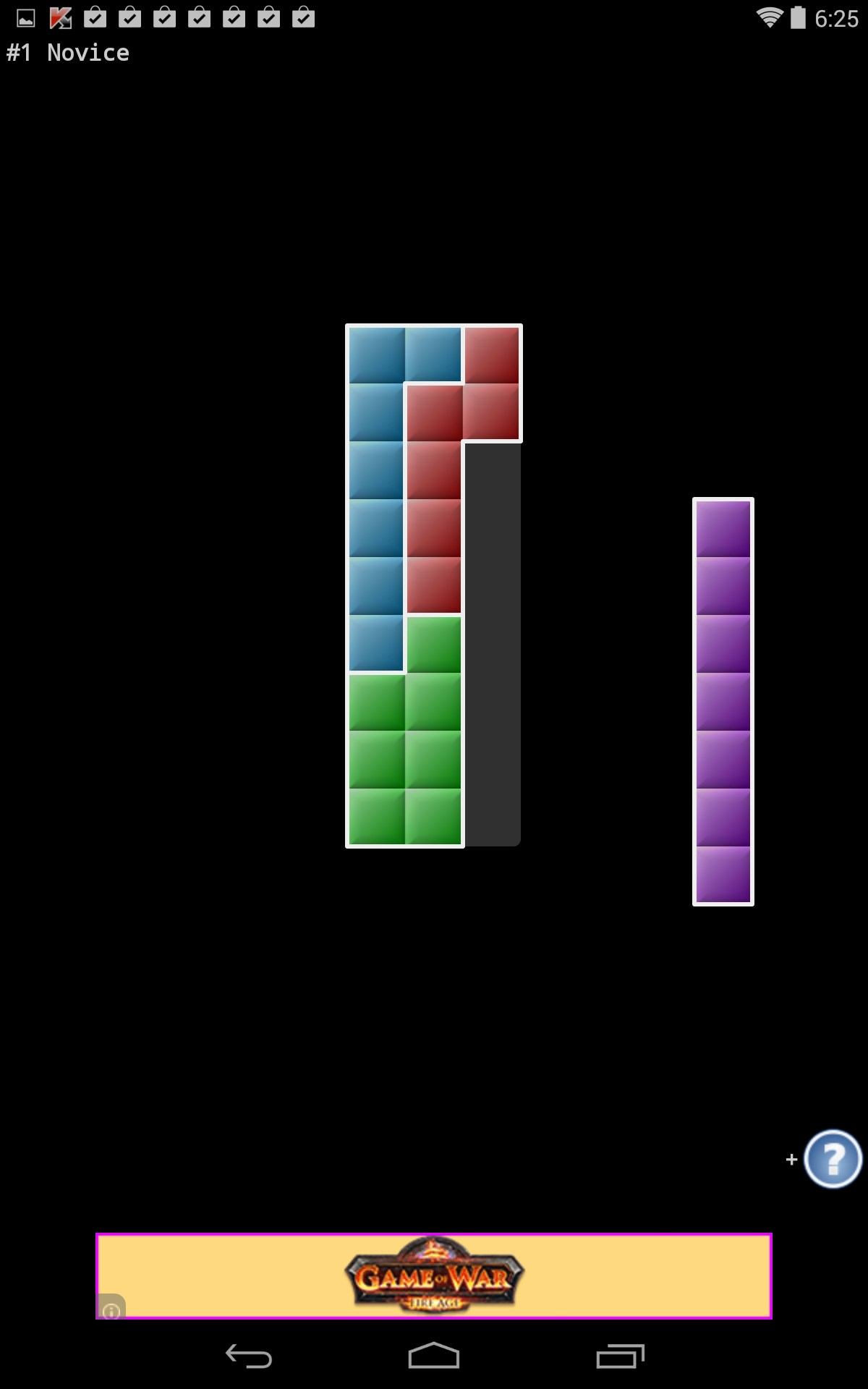 Block Puzzle Revolution for Amazon Kindle Fire HD (2013 ...