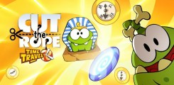 Cut the Rope: Time Travel