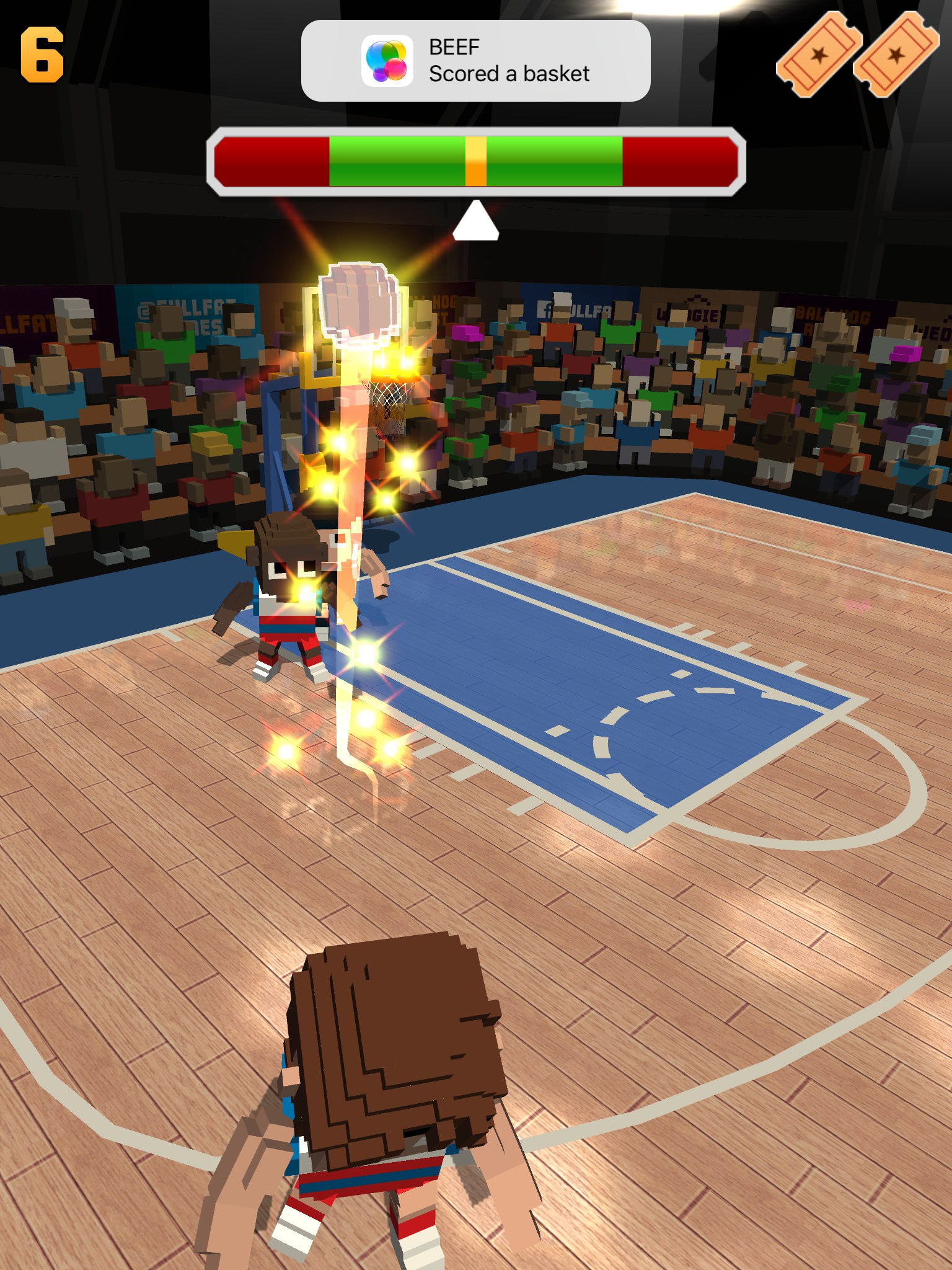 Basketball Master > Play Online on Your iPad, iPhone ...