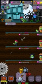 Zombie Labs: Idle Tycoon