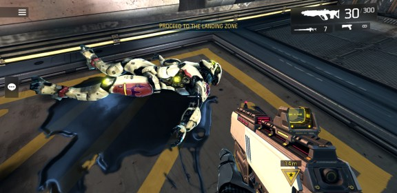 Shadowgun Legends para Samsung GT-S6010 Galaxy Music
