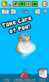 Pou for Samsung Galaxy Tab 3 8.0