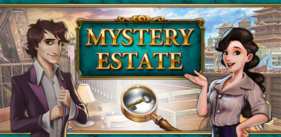 Hidden Object Mystery Estate for Coby Kyros MID7034