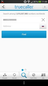 Truecaller for Sony Xperia M