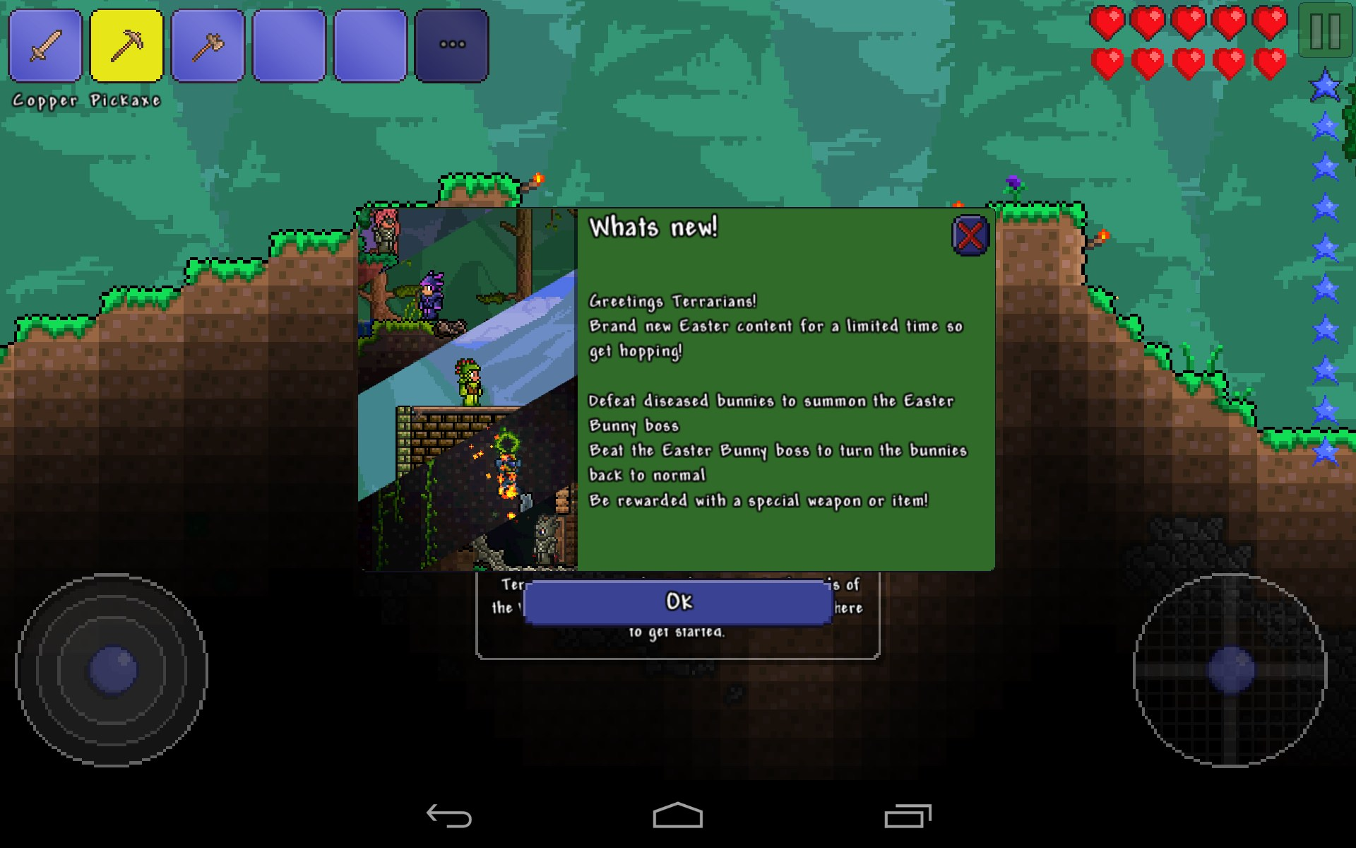 how to play terraria on pc