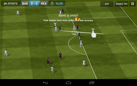 FIFA 14 for HTC Explorer