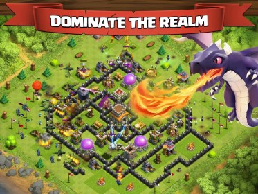 Clash of Clans para HTC One