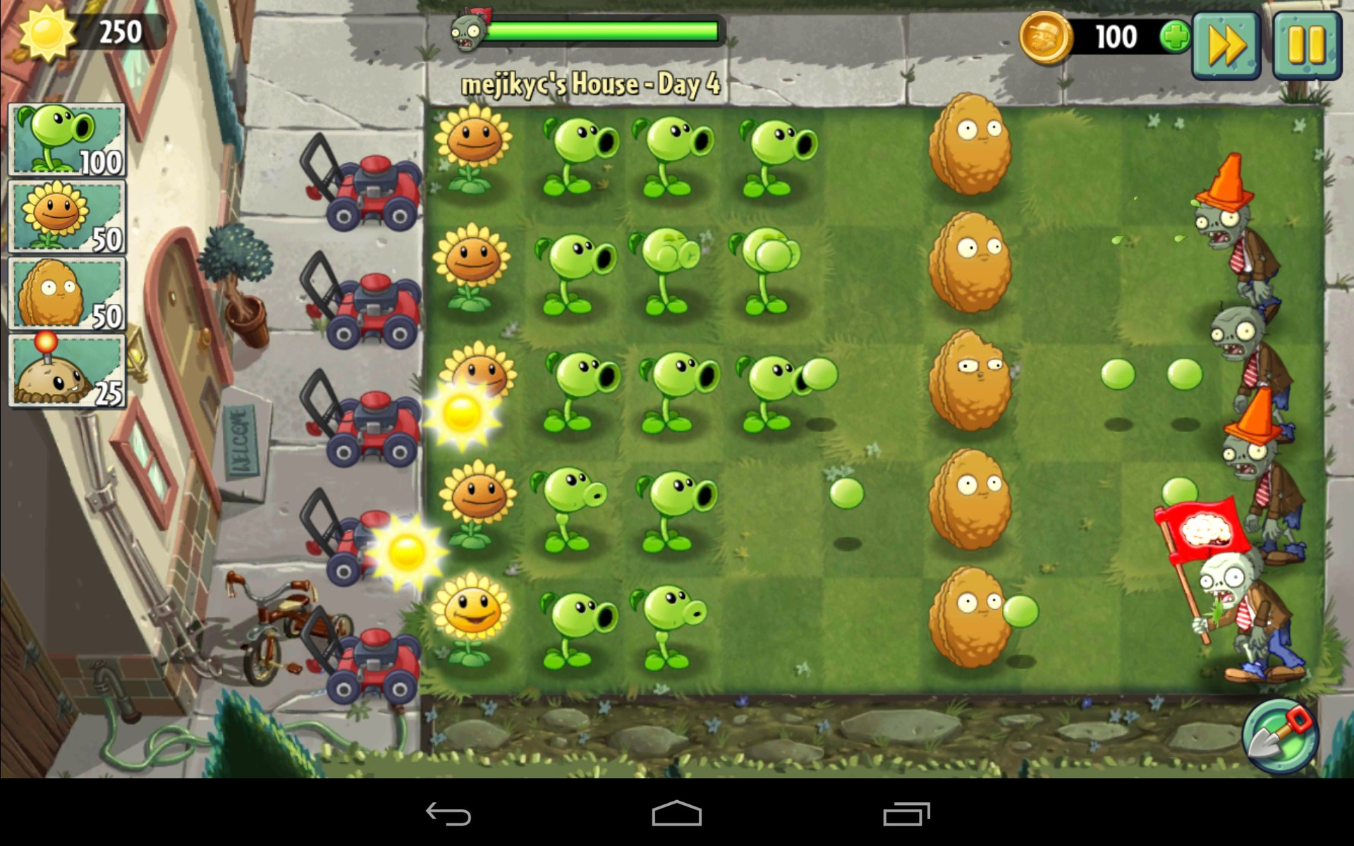 Plants Vs Zombies 2 Juegos Para Android 2018 Descarga Gratis