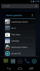 Home Button Launcher