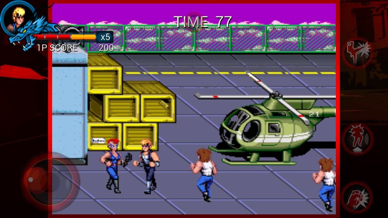 double dragon trilogy android free