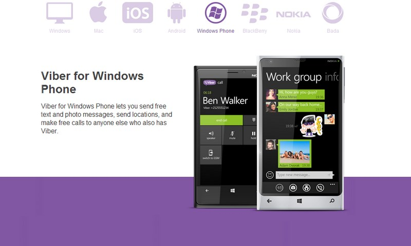 Viber for nokia | download viber free.