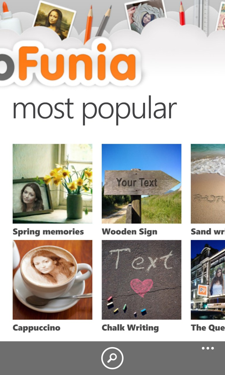 photo editor app download for nokia