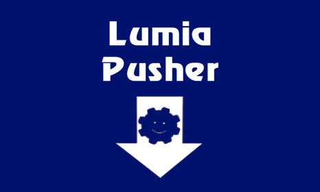 Lumia Pusher