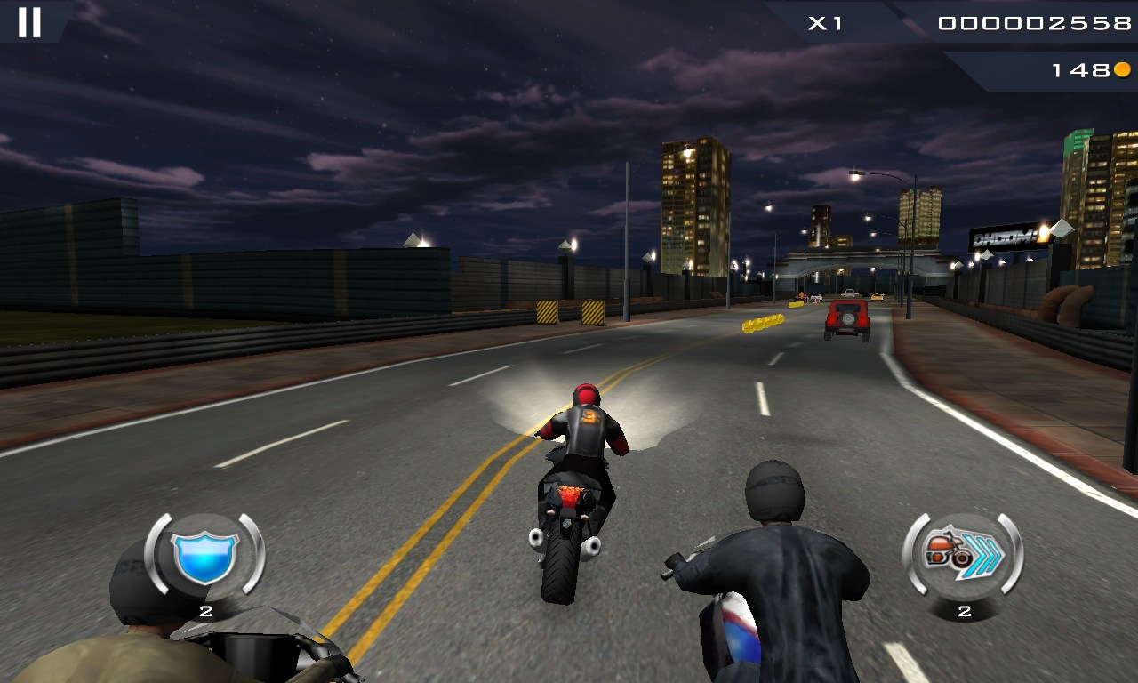 Dhoom:3 The Game for Nokia Lumia 520 2018 – Free download