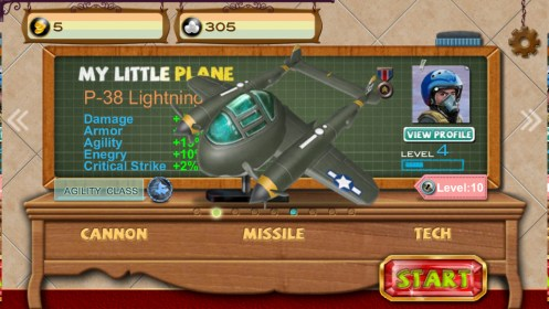 My Little Plane