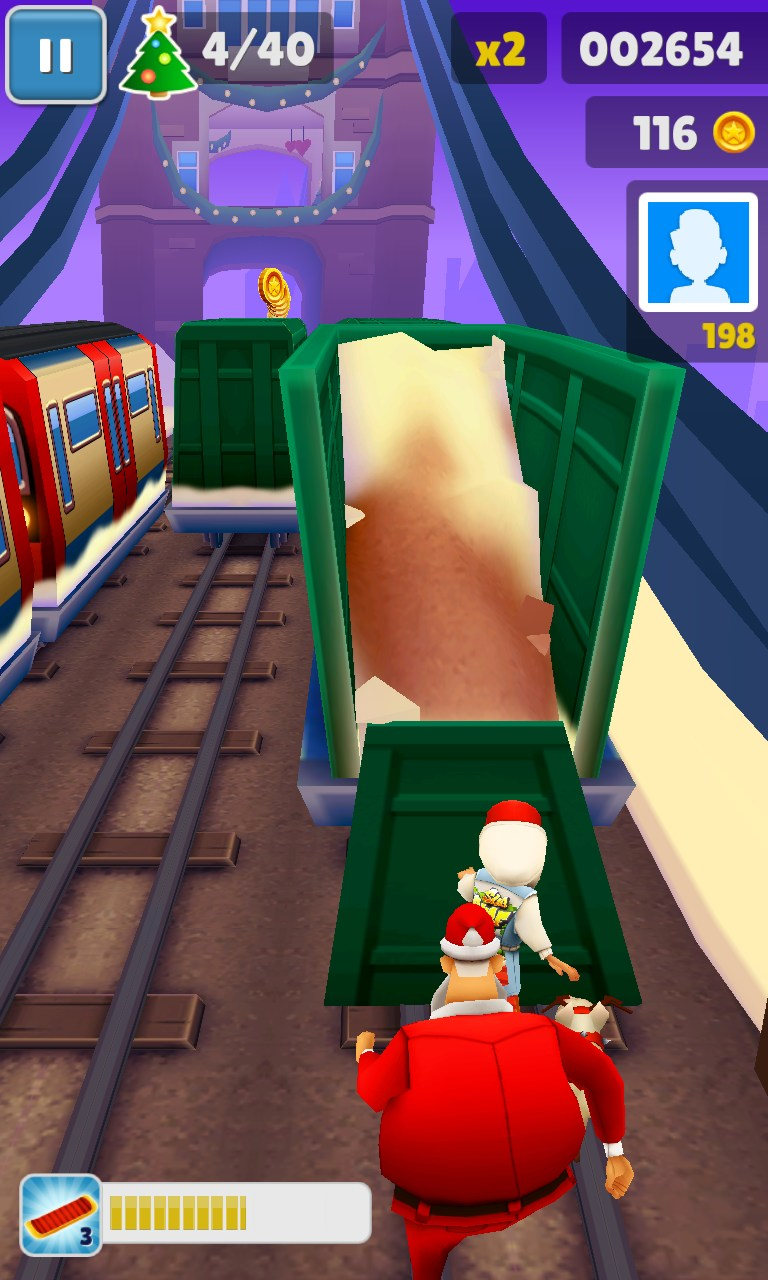 игры subway surfers