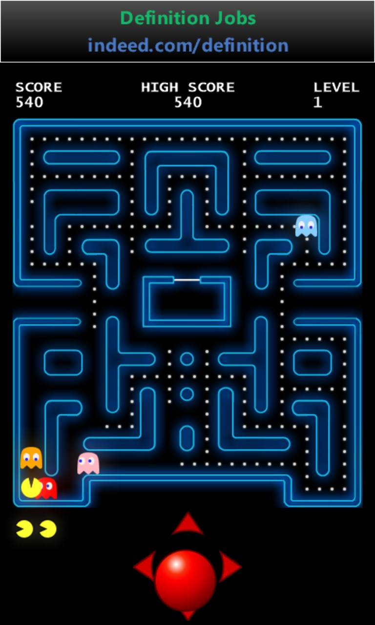 Pacman - Play Pacman Game Free Online