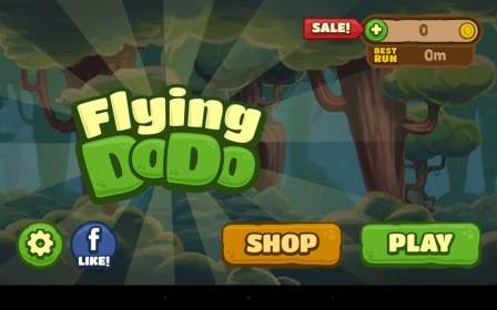 Flying Dodo: Wilbur's Fun Ride