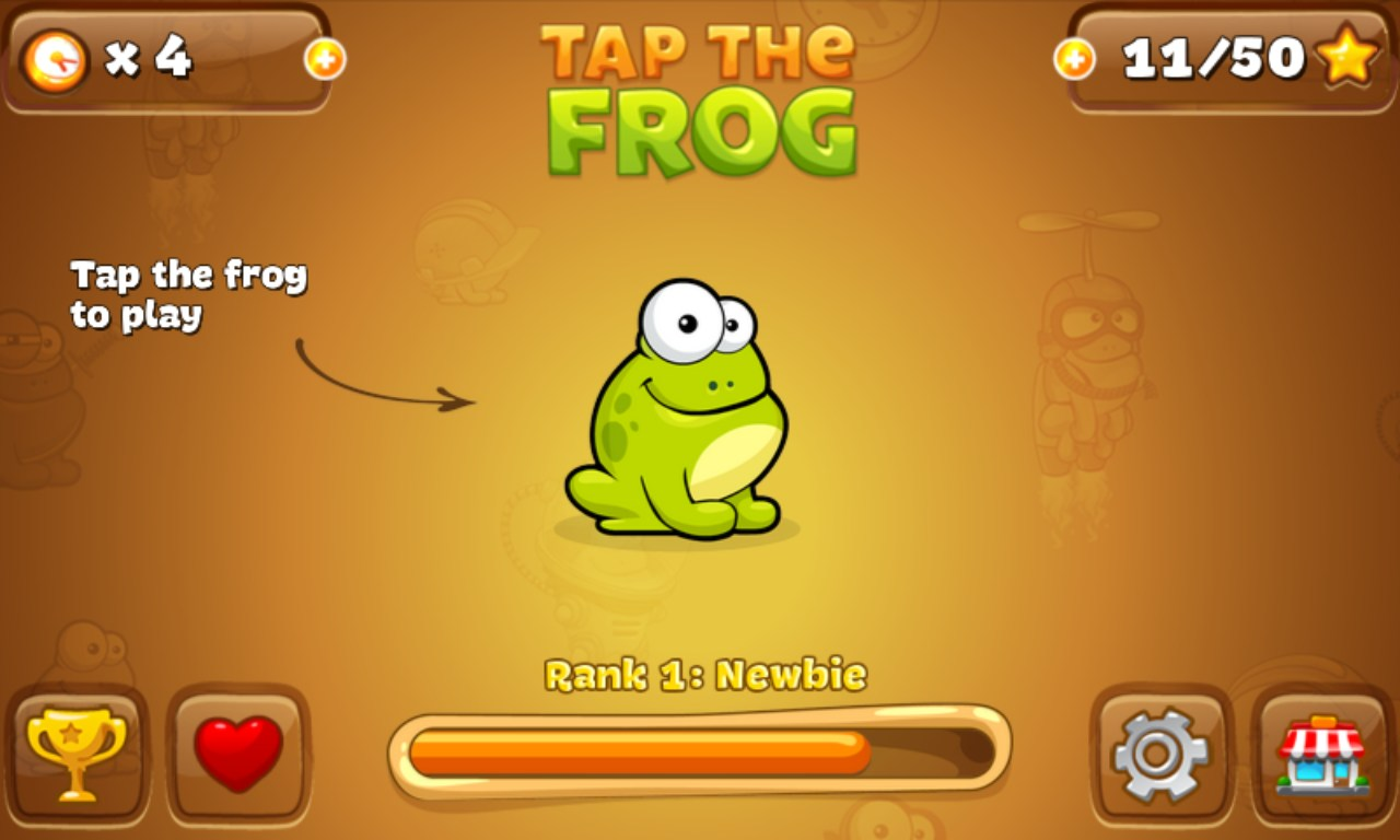 Tap The Frog 2 Android