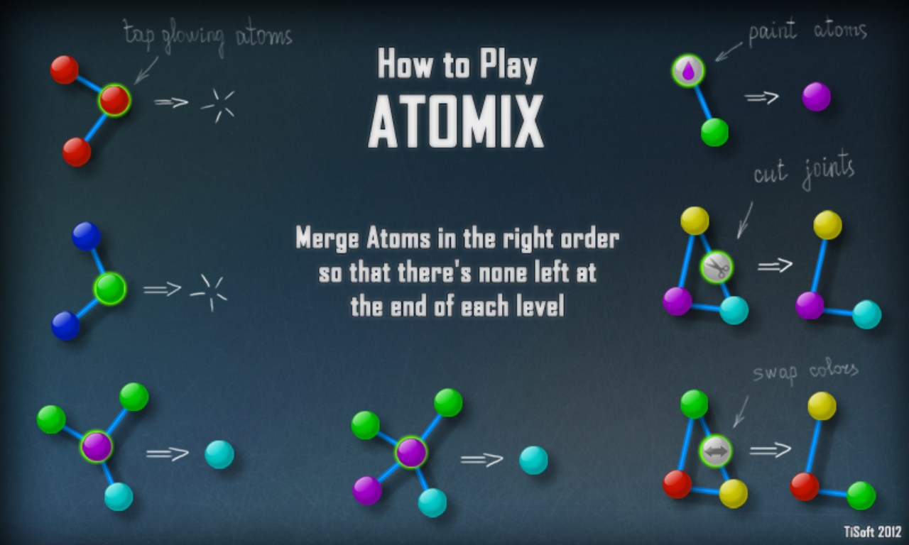 Atomix game download.