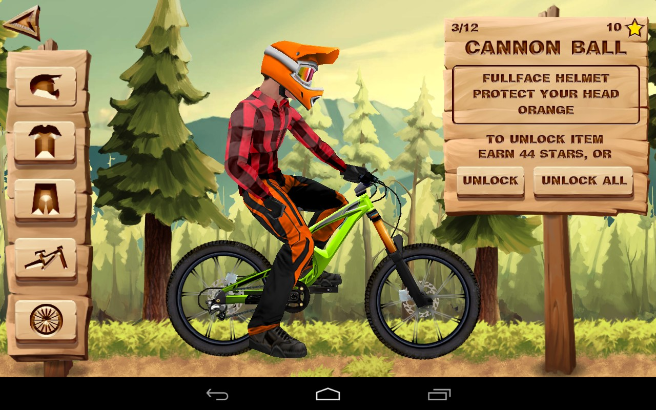 Downhill Bikes Game Downloads Bike Mayhem Mountain Racing