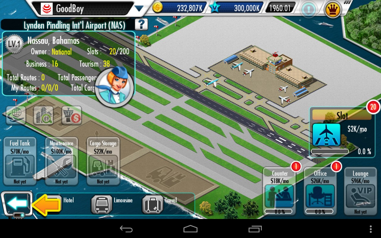 air tycoon online user guide