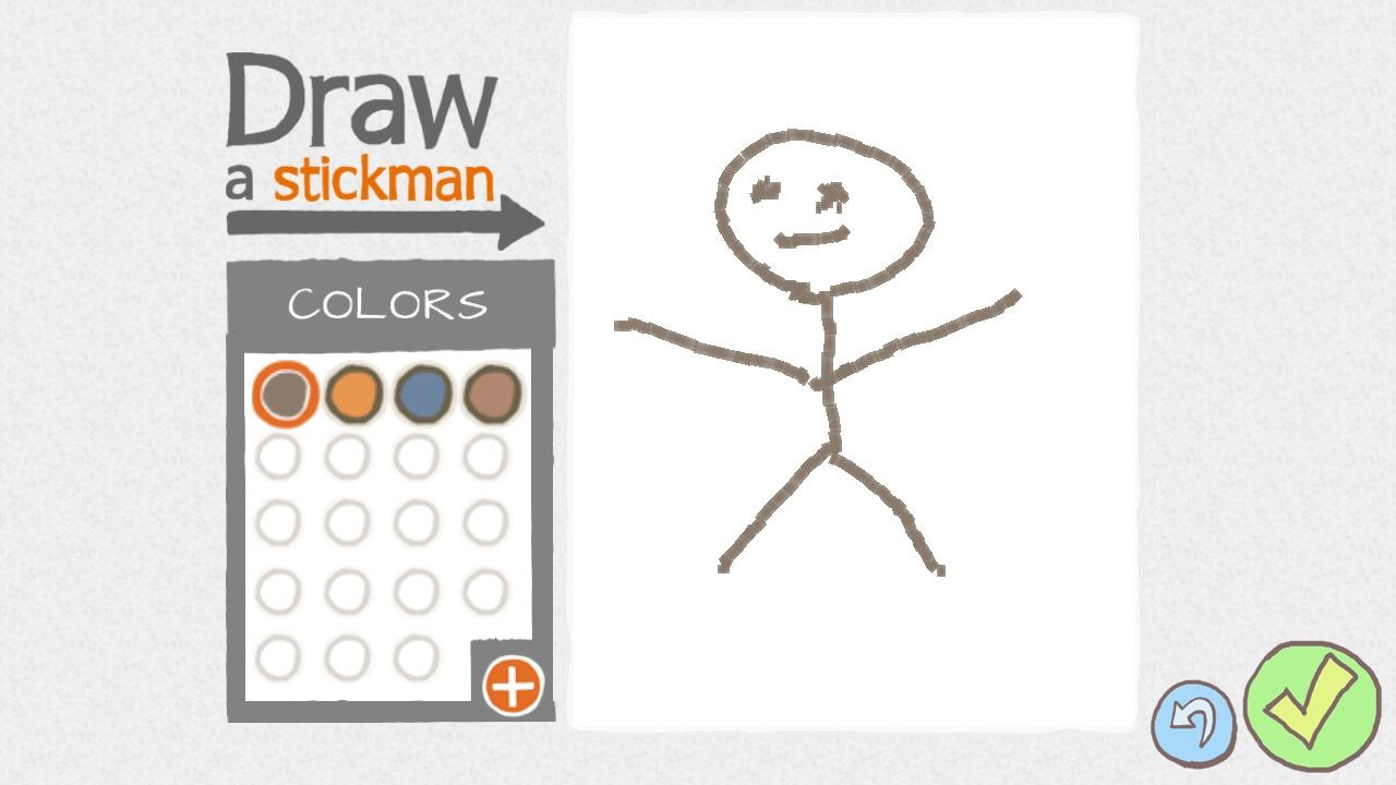 Draw a stickman epic for Make doodle online