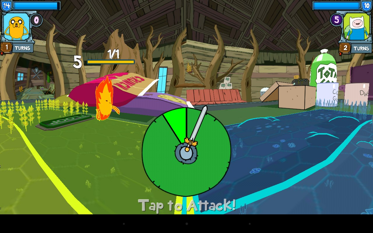 Amazon.com: Card Wars - Adventure Time Card Game: Appstore ...