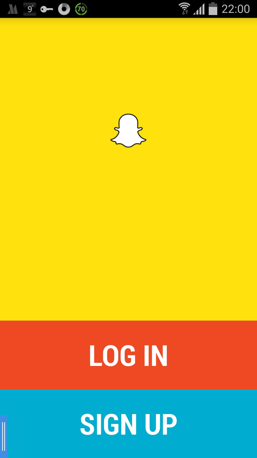 Snapchat for Samsung GT-S5830 Galaxy Ace – Free download soft for ...