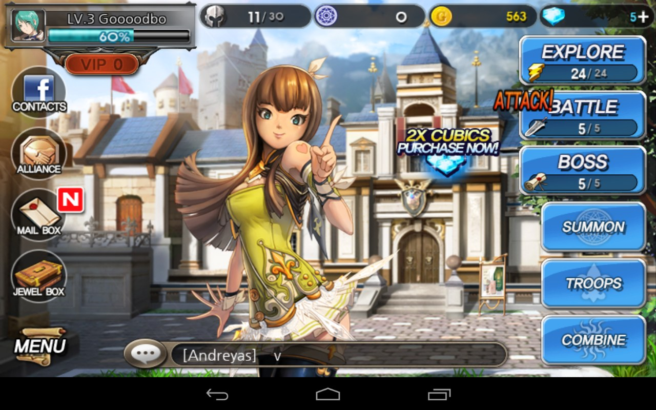 Summon Masters Juegos Para Android 2018 Descarga Gratis Summon