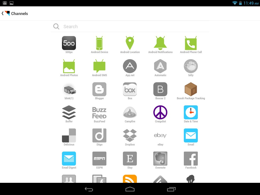 IFTTT for Amazon Kindle Fire 2018 – Free download soft for