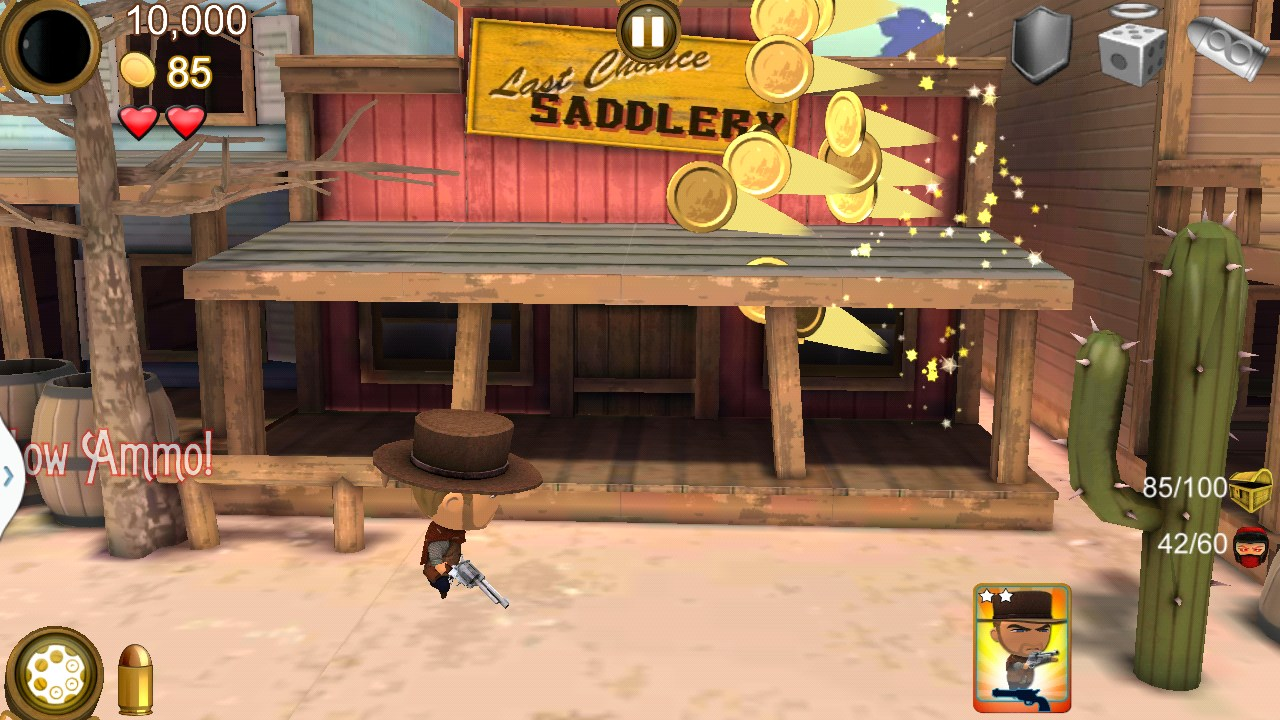 How to download free Pocket Gunfighters for OUYA OUYA