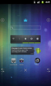 Holo Launcher para Samsung SGH-i997 Infuse 4G