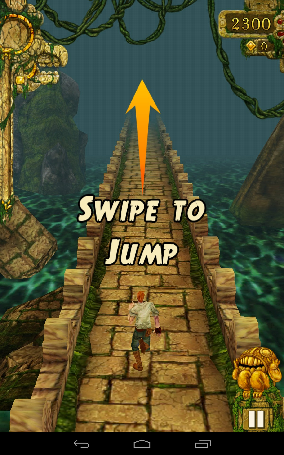 Download Temple Run 1.9.5 for Samsung Galaxy Pocket S5300