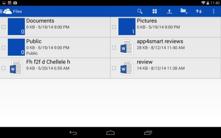 OneDrive for Amazon Kindle Fire HD
