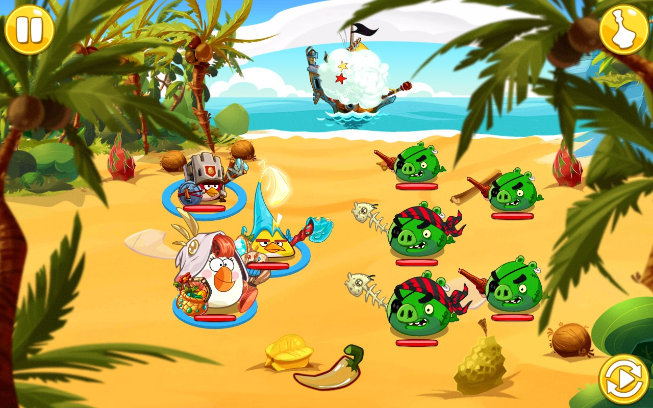 Angry Birds Epic – Gry do Android 2018 - pobierz free ...
