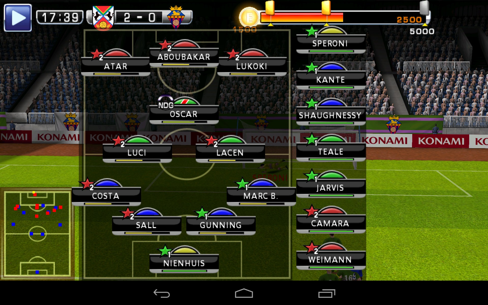 android free games for samsung galaxy star