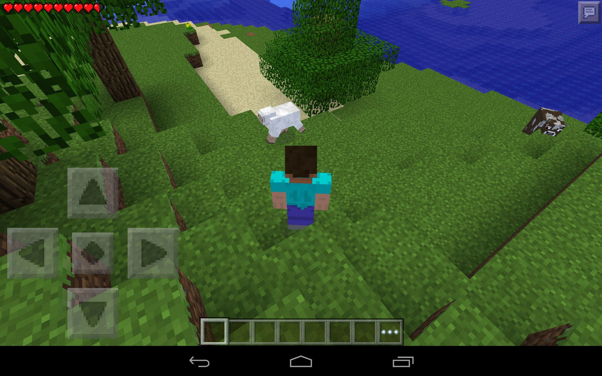 Minecraft Pocket Edition for Samsung Galaxy Tab 3 7 0 2018 2018 games for Android tablets