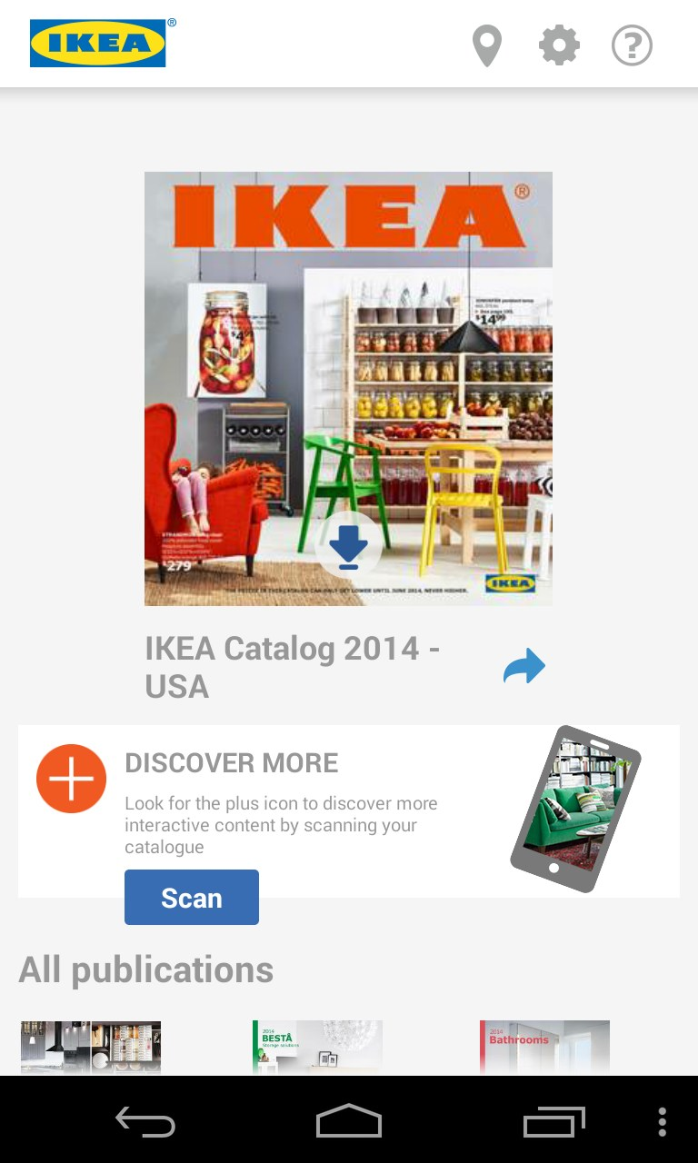 ikea catalog android 2018 ikea catalog ikea. Black Bedroom Furniture Sets. Home Design Ideas