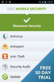 ESET Mobile Security for Alcatel One Touch 983
