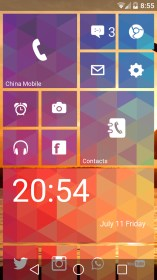 Launcher 8 free (fake wp8)