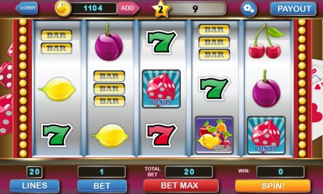 Slot Machine for HTC Rhyme