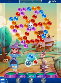 Bubble Witch 2 Saga для iPod touch 4G