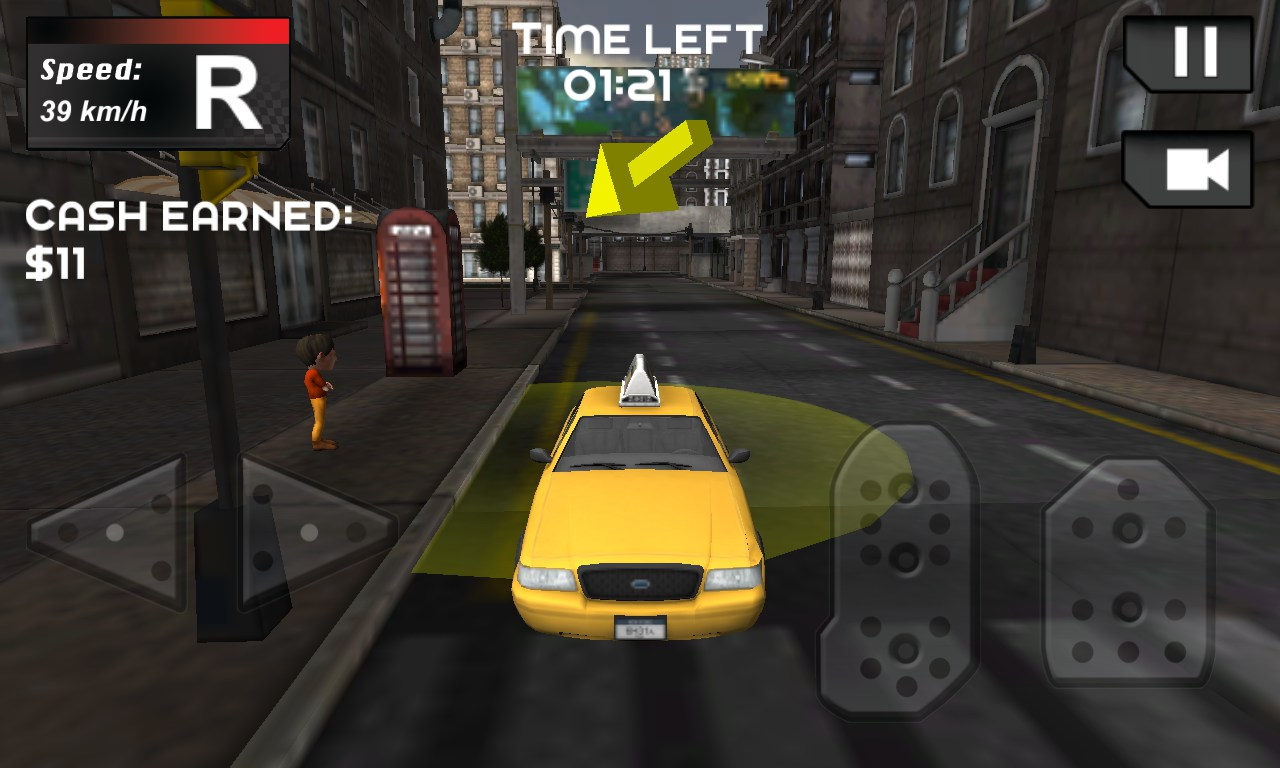 Taxi Games, Free Cool Taxi Games Online